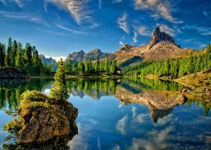 Giải mã giấc mơ về sông núi - Giấc mơ về sông núi mà bạn chưa biết