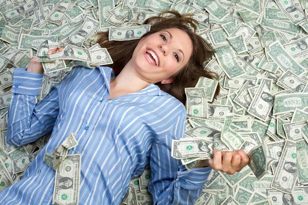 Mơ thấy tiền bạc là dấu hiệu bạn sắp phát tài