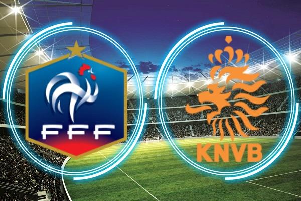 Nhận định Hà Lan vs Pháp