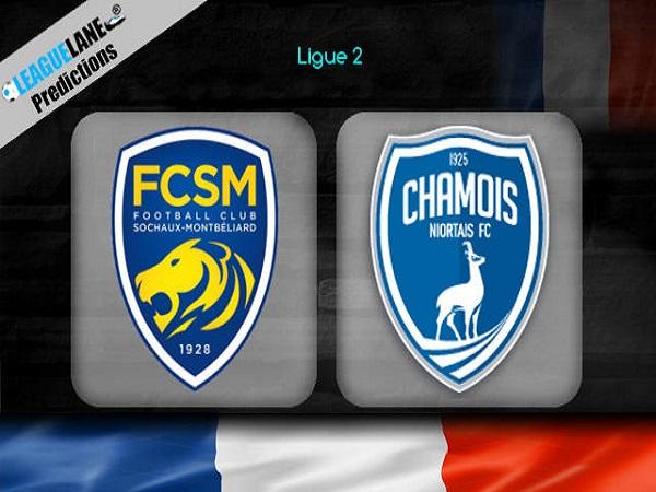 Soi kèo Niort vs Sochaux, 2h00 ngày 30/03