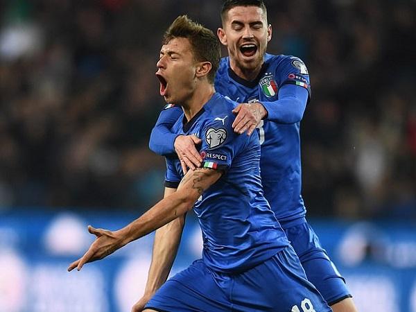 Italy có chiến thắng dễ dàng trong trận ra quân vòng loại Euro 2020