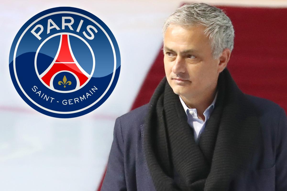 """Mourinho bất ngờ """"thả thính"""" với PSG"""