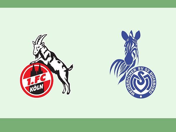 Soi kèo Duisburg vs Cologne, 23h30 ngày 10/04