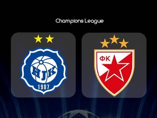 Soi kèo HJK Helsinki vs Crvena Zvezda, 23h00 ngày 31/07