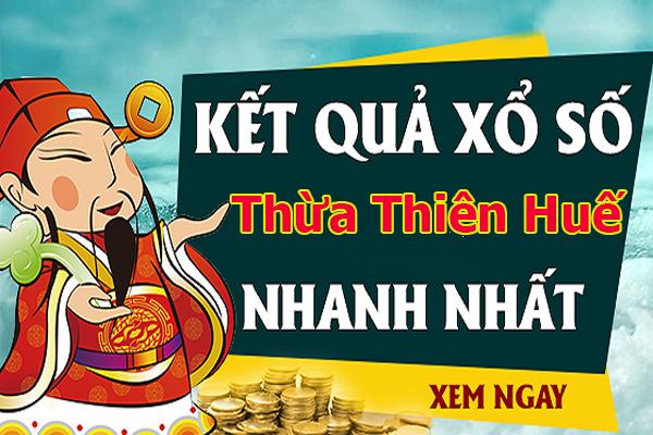 Dự đoán kết quả XS Thừa Thiên Huế Vip ngày 15/07/2019