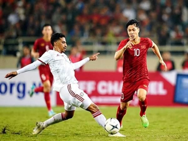 HLV UAE vẫn cay cú khi để thua ĐT Việt Nam
