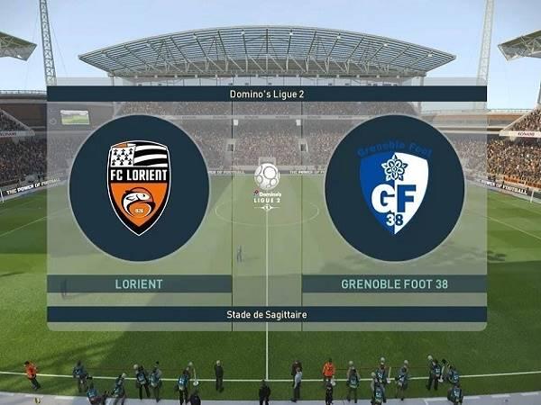 Nhận định Lorient vs Grenoble, 2h00 ngày 30/11
