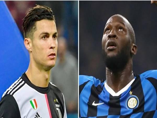Mượn Ronaldo, Lukaku chê Premier League