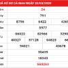 Bảng KQXSCM- Thống kê xổ số cà mau ngày 30/03