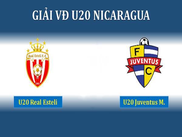 Nhận định U20 Real Esteli vs U20 Juventus Managua, 4h30 ngày 30/4