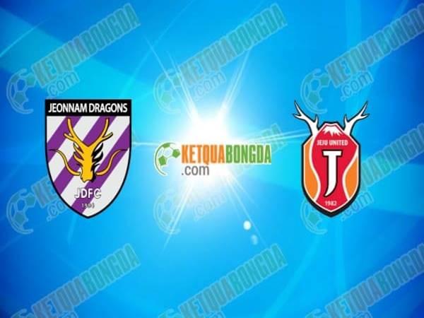 Nhận định Jeonnam Dragons vs Jeju United, 14h00 ngày 16/5