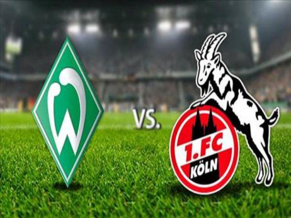 Nhận định kèo bóng đá Werder Bremen vs Cologne