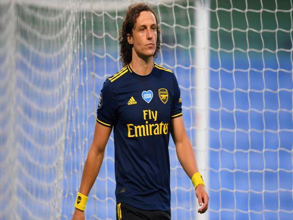 CĐV Arsenal nổi nóng khi David Luiz được gia hạn