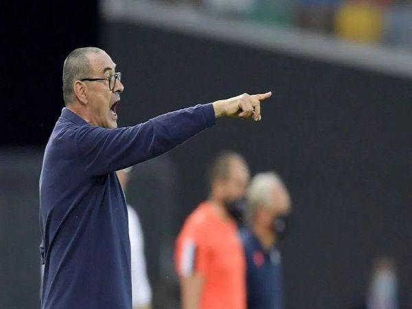 Sarri Juventus thi đấu lộn xộn, vô tổ chức