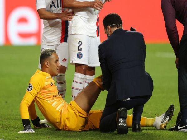 Tin bóng đá chiều 17/8: PSG mất thủ môn số một trước bán kết Cup C1