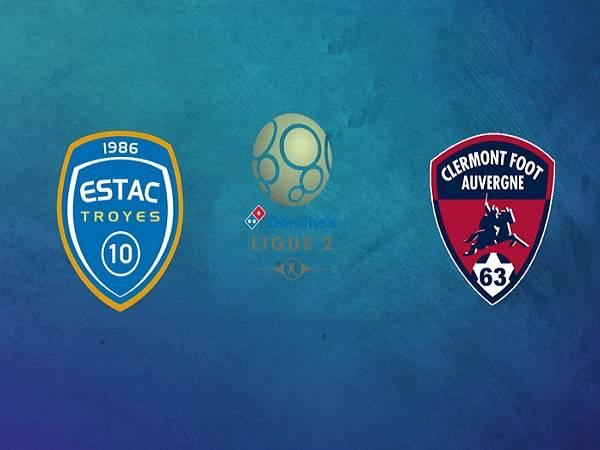 Nhận định Troyes vs Clermont 01h45, 29/09 - Hạng 2 Pháp