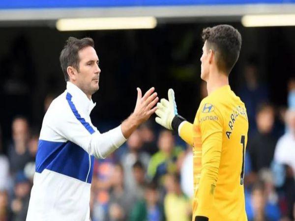 Tin bóng đá trưa 01/09: Kepa làm hòa HLV Lampard, muốn ở lại Chelsea