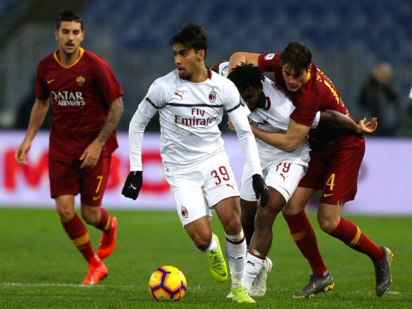Soi kèo AC Milan vs AS Roma, 02h45 ngày 27/10 - Serie A