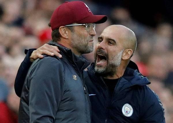 Guardiola né tránh nói về cuộc đua với MU và Liverpool