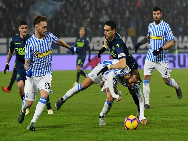 Soi kèo Virtus Entella vs Pisa, 03h00 ngày 23/1 - Hạng 2 Italia