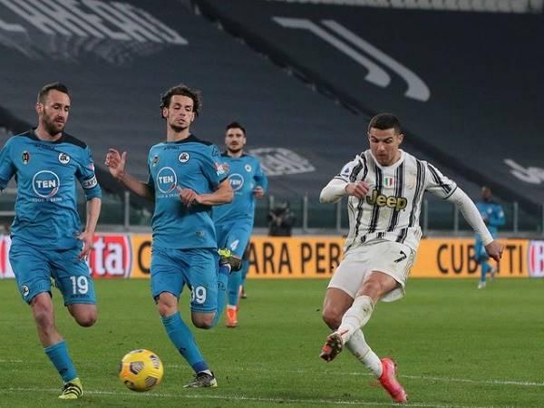 Bóng đá quốc tế sáng 3/3: Ronaldo viết nên trang sử mới cùng Juventus