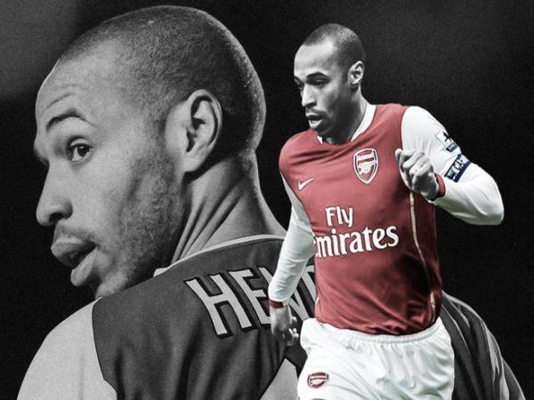 Tiểu sử Thierry Henry – Thông tin sự nghiệp cầu thủ của Thierry Henry