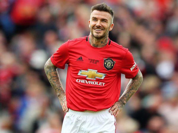 Cầu thủ David Beckham: Đôi nét về tiểu sử và sự nghiệp