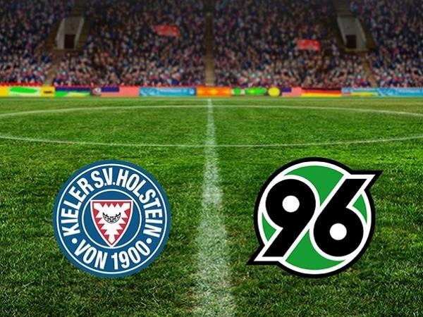 Soi kèo Holstein Kiel vs Hannover – 23h30 14/04/2021, Hạng 2 Đức