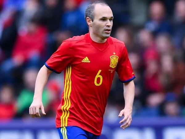 Cầu thủ Iniesta - Tiểu sử, phong cách chơi, danh hiệu của Andrés Iniesta