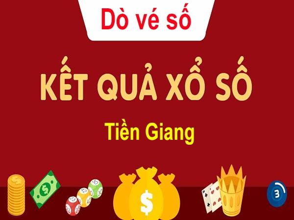Hướng dẫn phương pháp dò vé số Tiền Giang chuẩn xác nhất