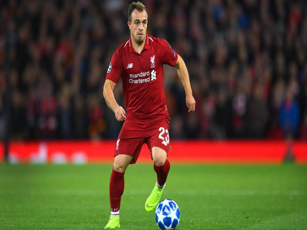 Chuyển nhượng tối 11/6: Shaqiri rời Liverpool sau Euro