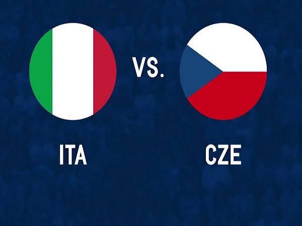 Soi kèo Italia vs CH Séc – 01h45 05/06, Giao hữu quốc tế