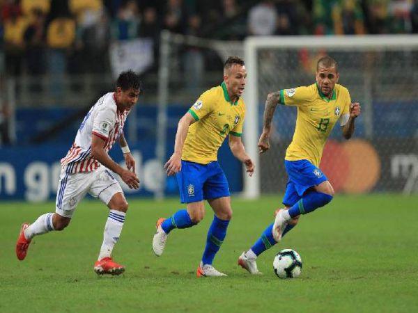 Nhận định, Soi kèo Paraguay vs Brazil, 07h30 ngày 9/6 - VL World Cup