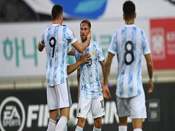 Dự đoán U23 Argentina vs U23 Australia (17h30 ngày 22/7)