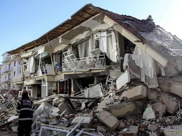 Mơ thấy động đất đánh đề thế nào? Là hung hay cát