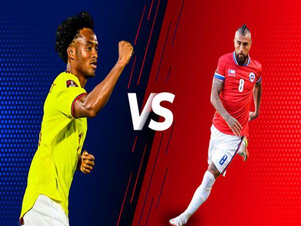 Nhận định, Soi kèo Colombia vs Chile, 06h00 ngày 10/9 - VL World Cup