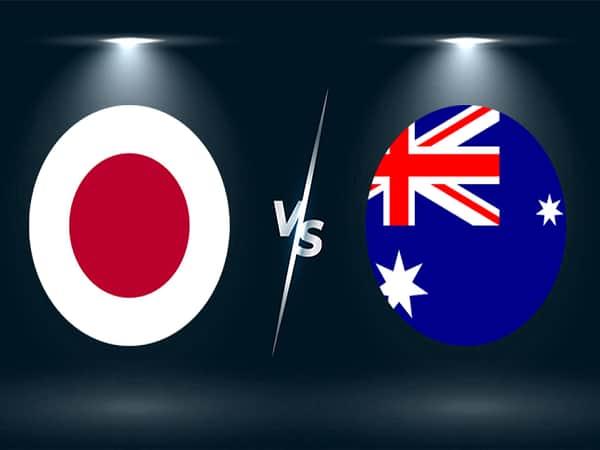 Soi kèo Nhật Bản vs Australia 12/10